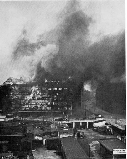 bombeangreb på hospitaler
