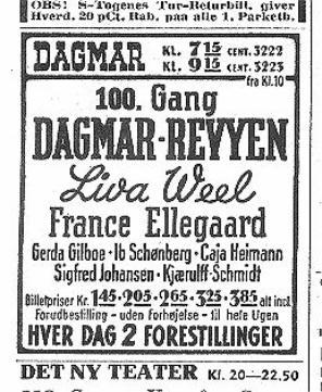 nordisk film biografer dagmar kendte danskere nøgne